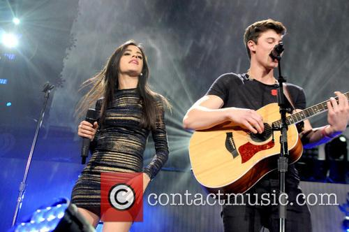 Camilla Cabello and Shawn Mendez 3