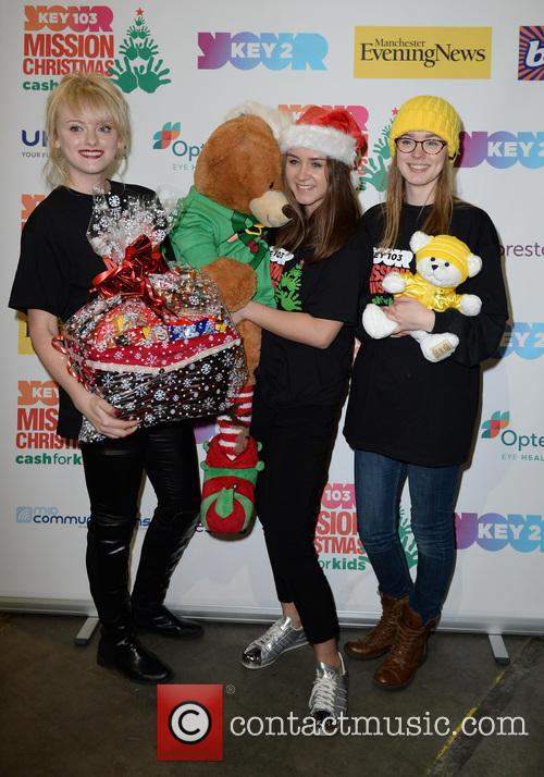 Amy Kelly, Katie Mcglynn and Brooke Vincent 6