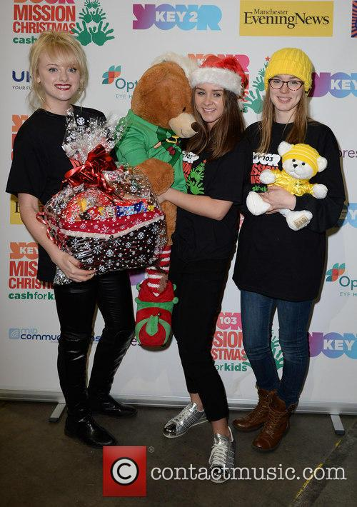 Amy Kelly, Katie Mcglynn and Brooke Vincent 7