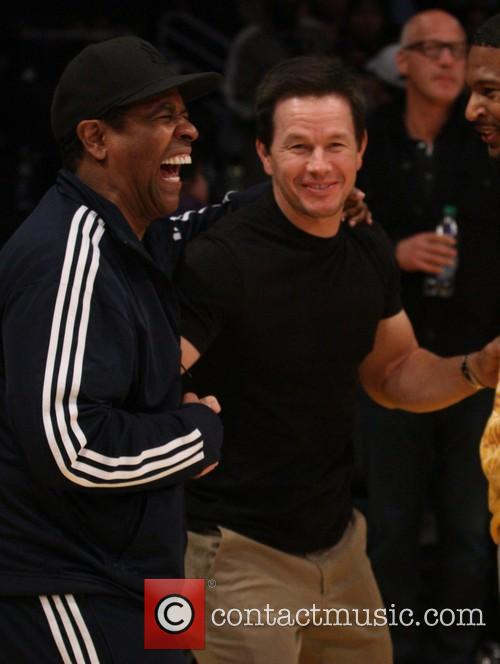 Mark Wahlberg and Denzel Washington 2