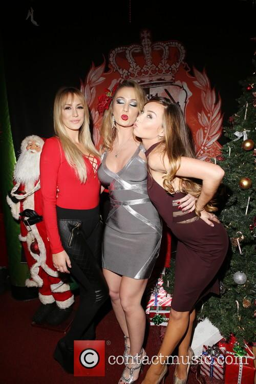 Brett Rossi, Angela Sommers and Capri Anderson 11