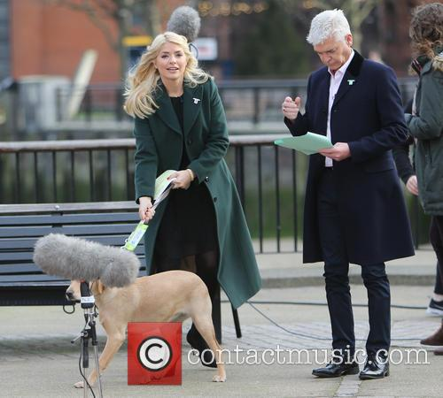 Holly Willoughby and Phillip Schofield 7