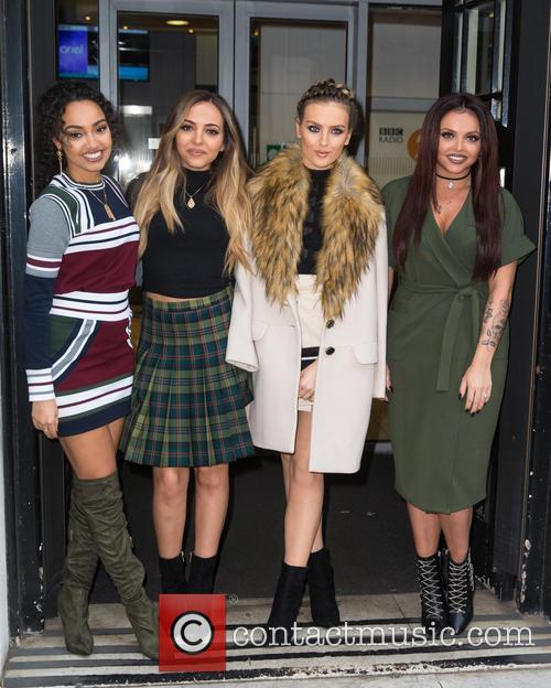 Little Mix, Jade Thirlwall, Perrie Edwards, Leigh-anne Pinnock and Jesy Nelson 3