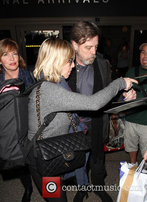Mark Hamill, Marilou York and Chelsea Hamill 9