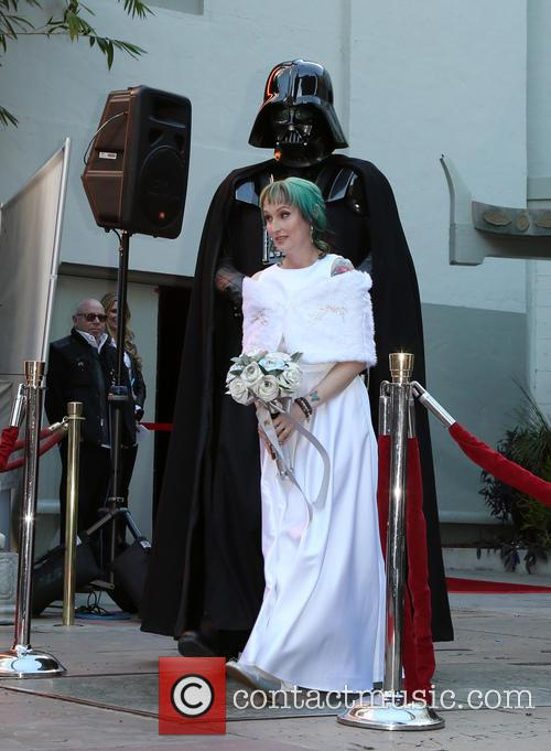 Star Wars, Caroline Ritter and Darth Vader 6