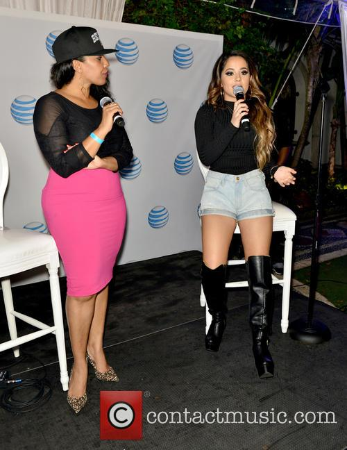 Vanessa James and Becky G 2
