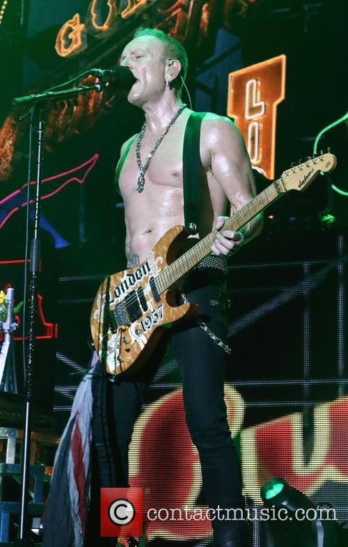 Def Leppard and Phil Collen 9