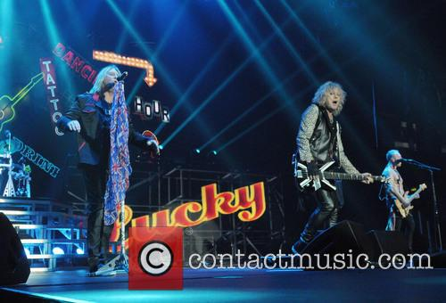 Joe Elliot, Rick Savage Phil Collen and Def Leppard 5