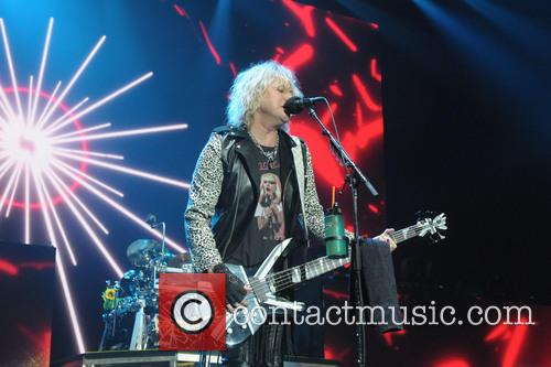 Rick Savage and Def Leppard 2