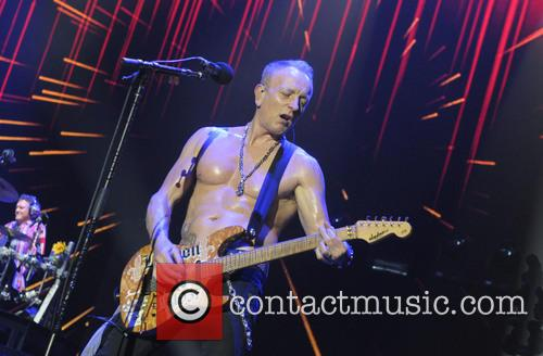 Phil Collen and Def Leppard 1