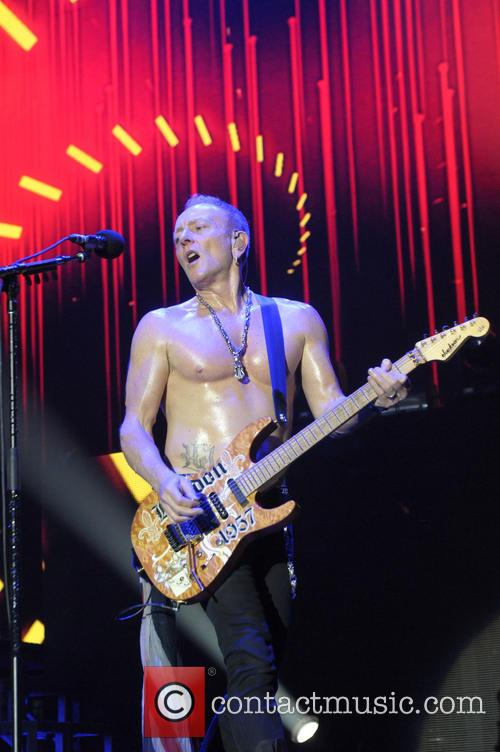 Phil Collen and Def Leppard 2