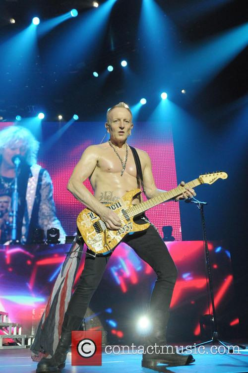 Phil Collen and Def Leppard 3