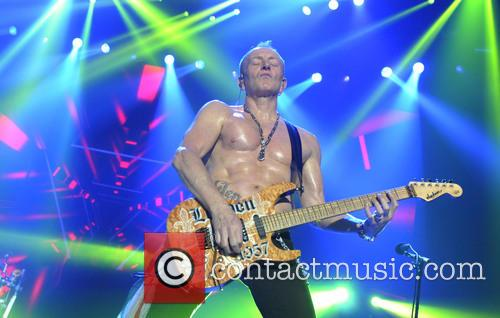 Phil Collen and Def Leppard 4