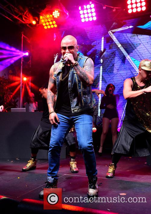 Versace and Wisin 8