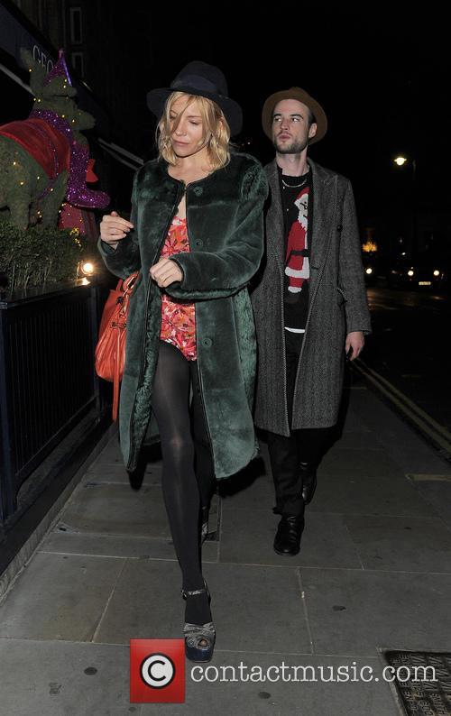 Sienna Miller and Tom Sturridge 2