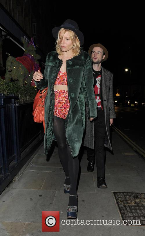 Sienna Miller and Tom Sturridge 3