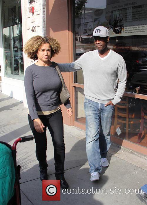 Don Cheadle and Bridgid Coulter 10