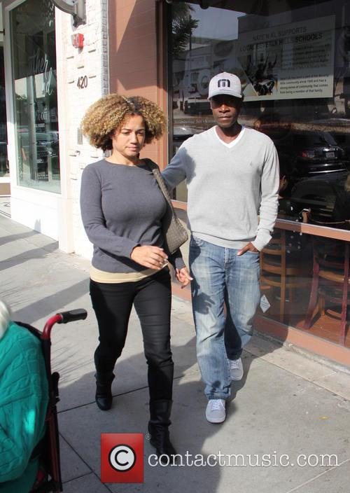 Don Cheadle and Bridgid Coulter 11