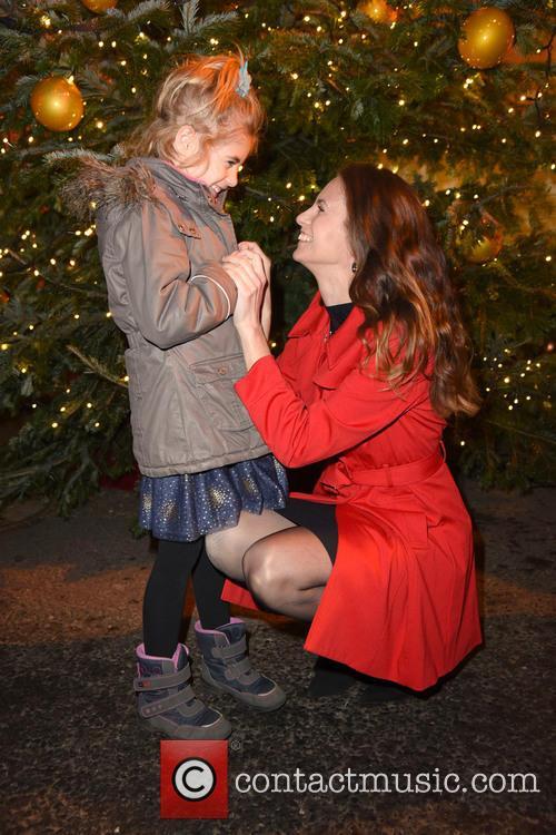 Daughter Louisa and Katrin Wrobel 3