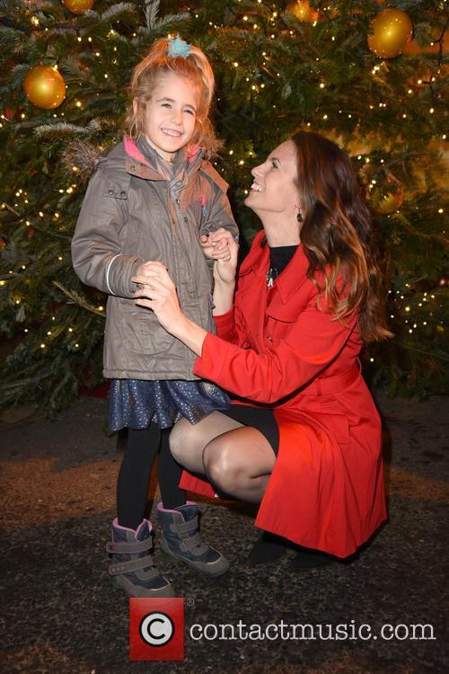 Daughter Louisa and Katrin Wrobel 4
