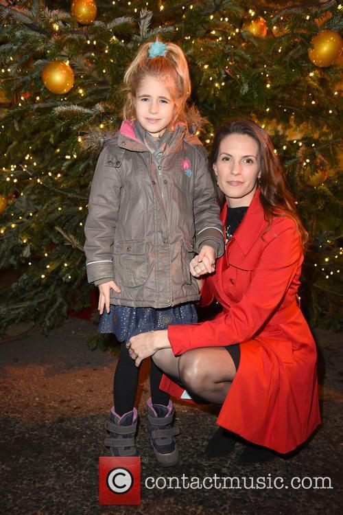 Daughter Louisa and Katrin Wrobel 5