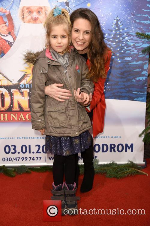 Daughter Louisa and Katrin Wrobel 6