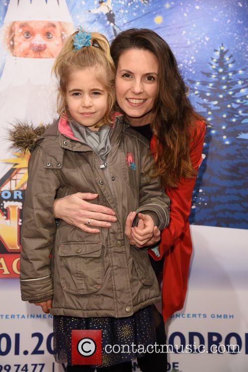 Daughter Louisa and Katrin Wrobel 7