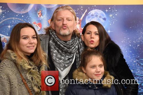 Annabell Tuenschel, Frank Kessler, Therese Tuenschel and Doreen Tuenschel 2