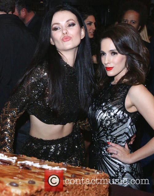 Natasha Blasick and Christina Derosa 1
