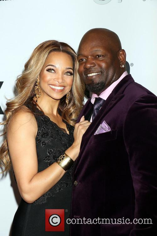 Emmitt Smith and Patricia Southall 1