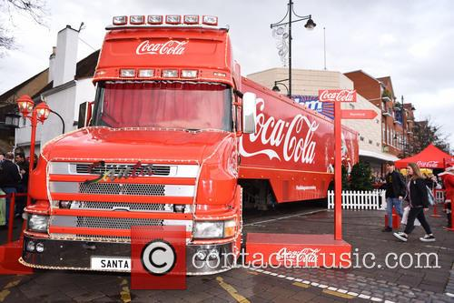 Coca Cola and Romford 3