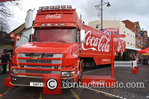 Coca Cola and Romford 5