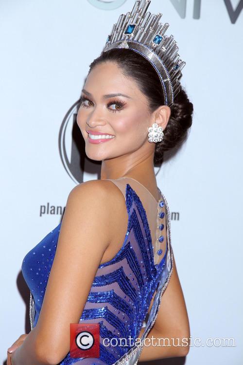 Pia Alonzo Wurtzbach and Miss Universe 2015