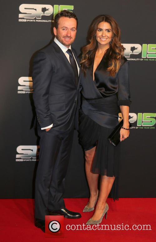 Graeme Mcdowell and Kristin Stape 1