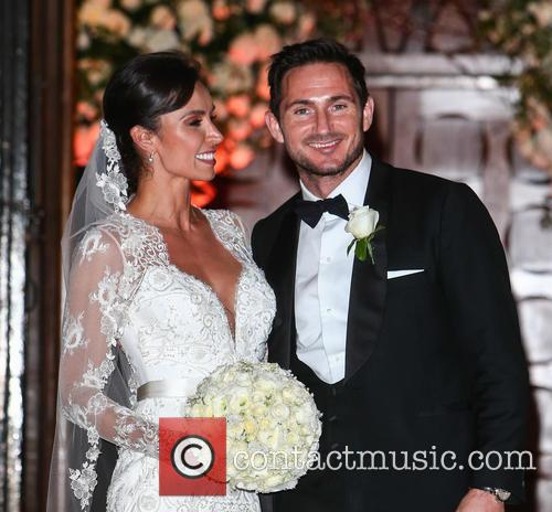 Christine Bleakley and Frank Lampard 10