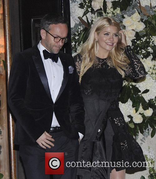 Holly Willoughby and Dan Baldwin 7