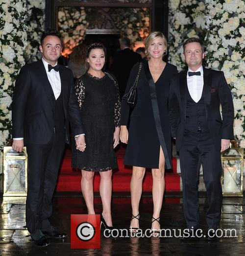 Anthony Mcpartlin, Declan Donnelly, Ant & Dec, Ant, Dec, Lisa Armstrong and Ali Astall 4