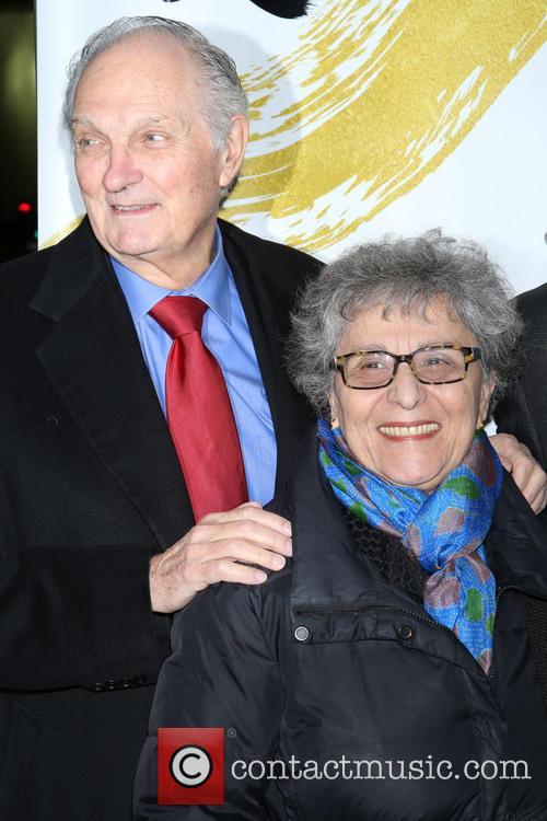 Alan Alda and Arlene Alda 2