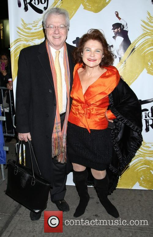 Andrew Levy and Tovah Feldshuh 1