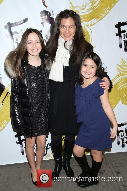 Diane Paulus and Daughters 1