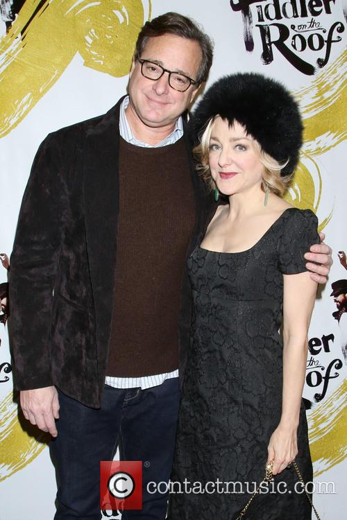 Bob Saget and Geneva Carr 4