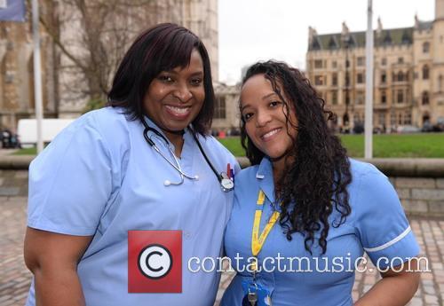 Elem Nnachi, 48, Brenda Clark and 38 2