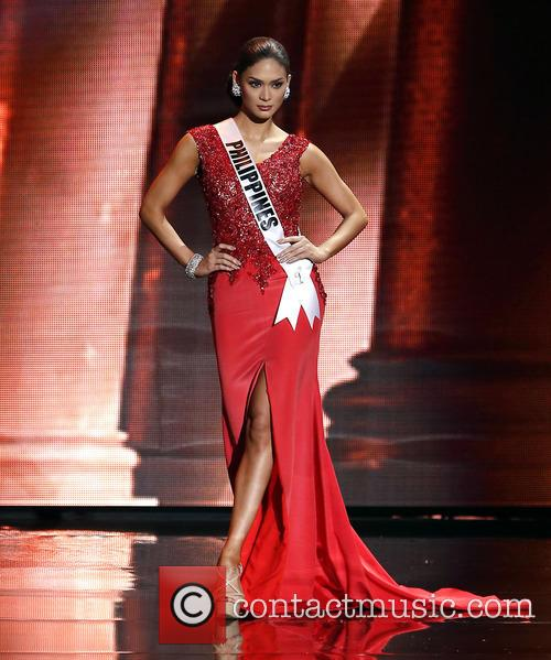 Miss Universe 2015, Miss Philippines, Pia Alonzo