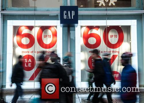 Gap Uk, Christmas Shoppers, Atmosphere and View 3