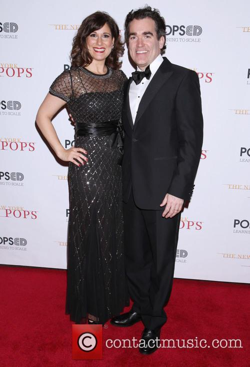 Stephanie J. Block and Brian D'arcy James 1