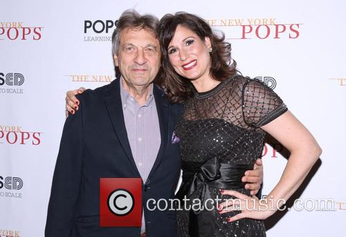 Alain Boublil and Stephanie J. Block 1