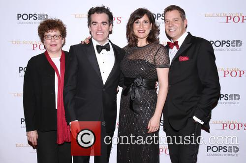 Judith Clurman, Brian D'arcy James, Stephanie J. Block and Steven Reineke 1