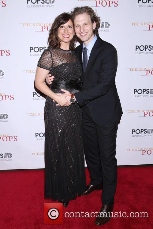 Stephanie J. Block and Sebastian Arcelus 7