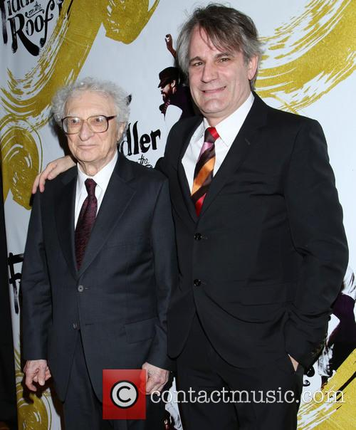 Sheldon Harnick and Bartlett Sher 2
