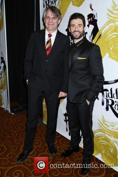 Bartlett Sher and Adam Kantor 3